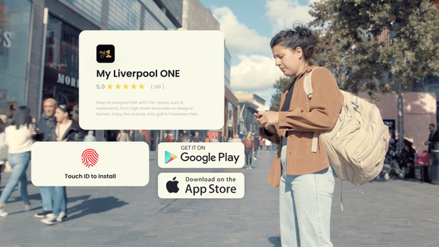 Liverpool One // MyOne