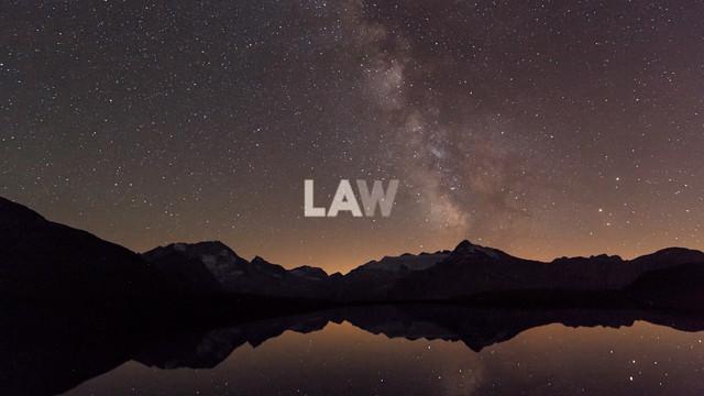 LJMU // Everything is Law