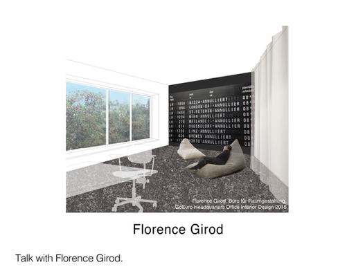 Talk with:Florence Girod