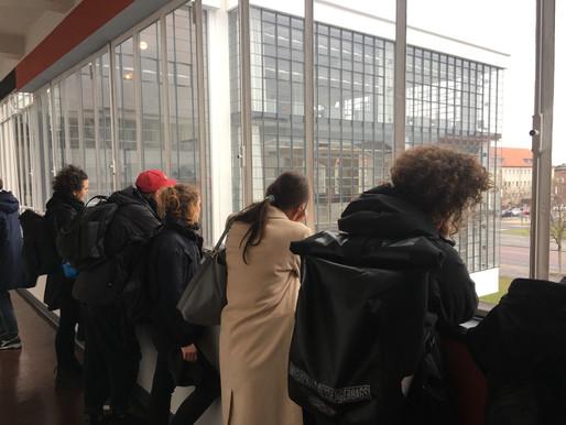 BAUHAUS Dessau Trip 10.02.19