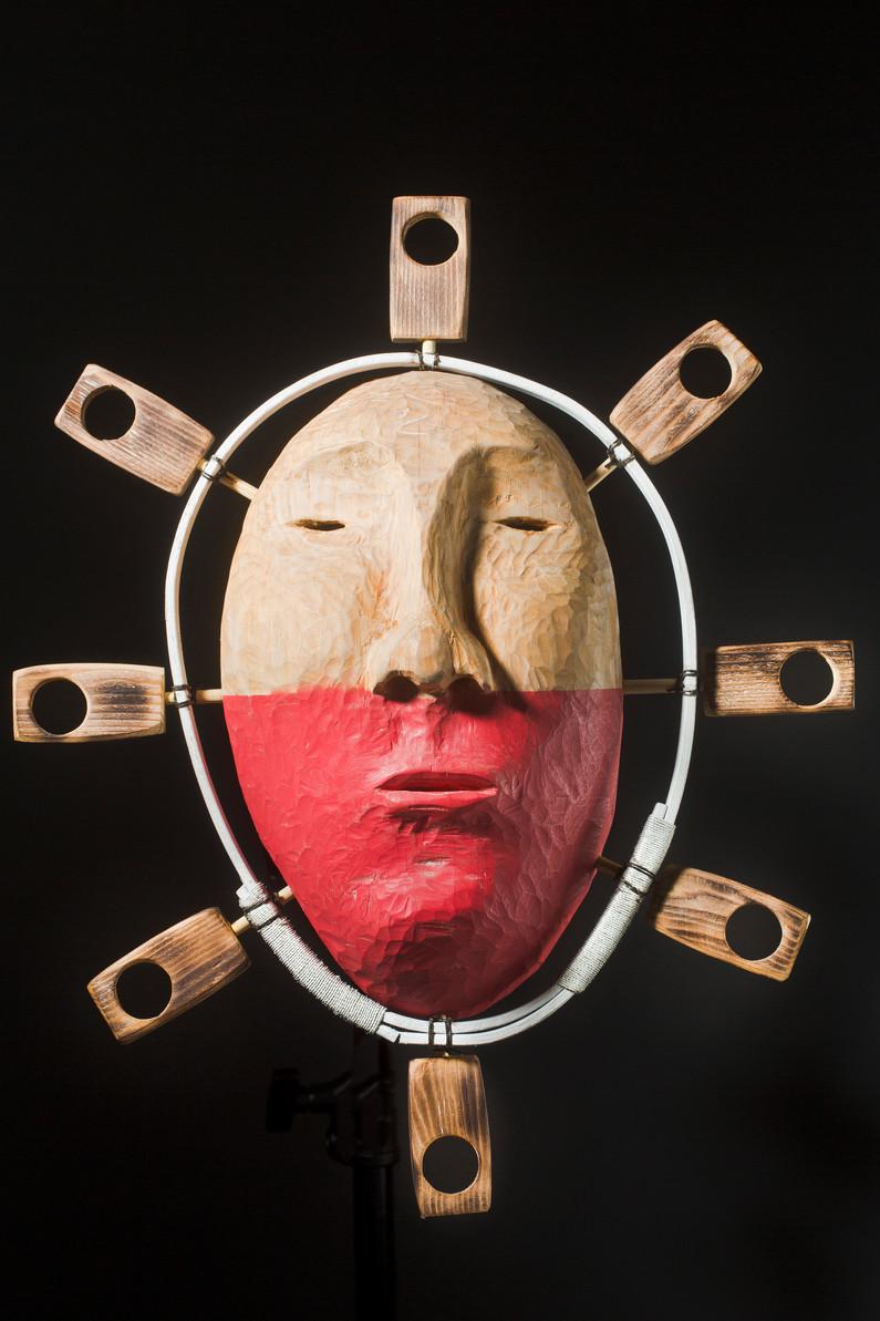 Gathering Strength Mask