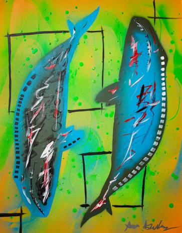 Whale Dancer