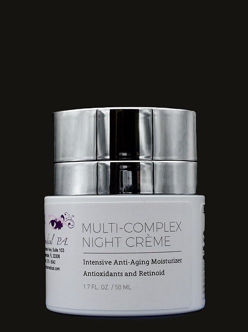 Multicomplex Night Cream