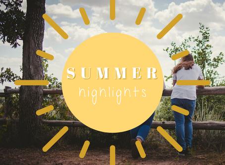 Summer 2019 Highlights