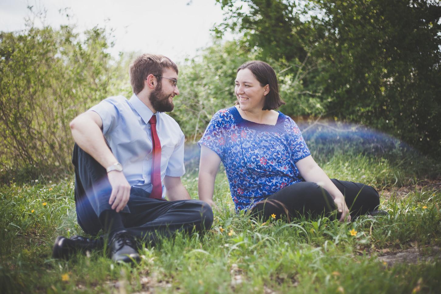 Mikayla and Matthew Engagement Photos -