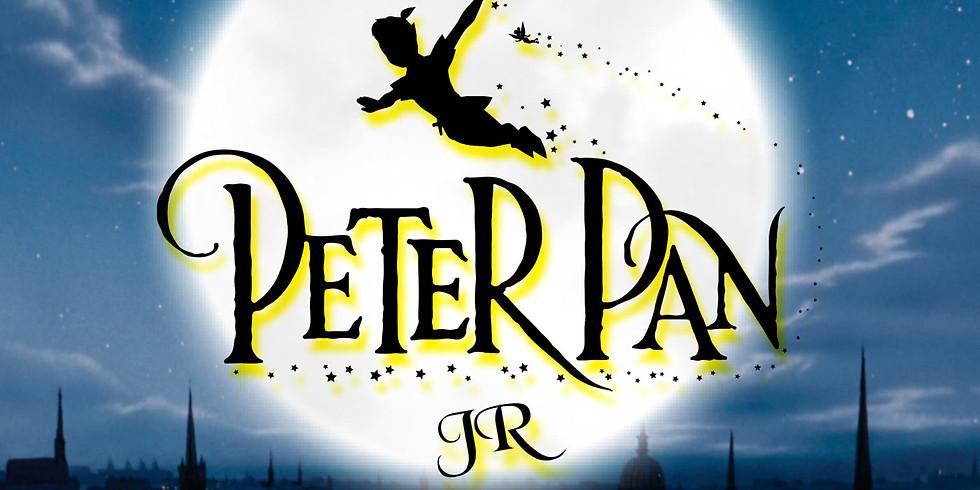 Peter Pan Tickets April 28th