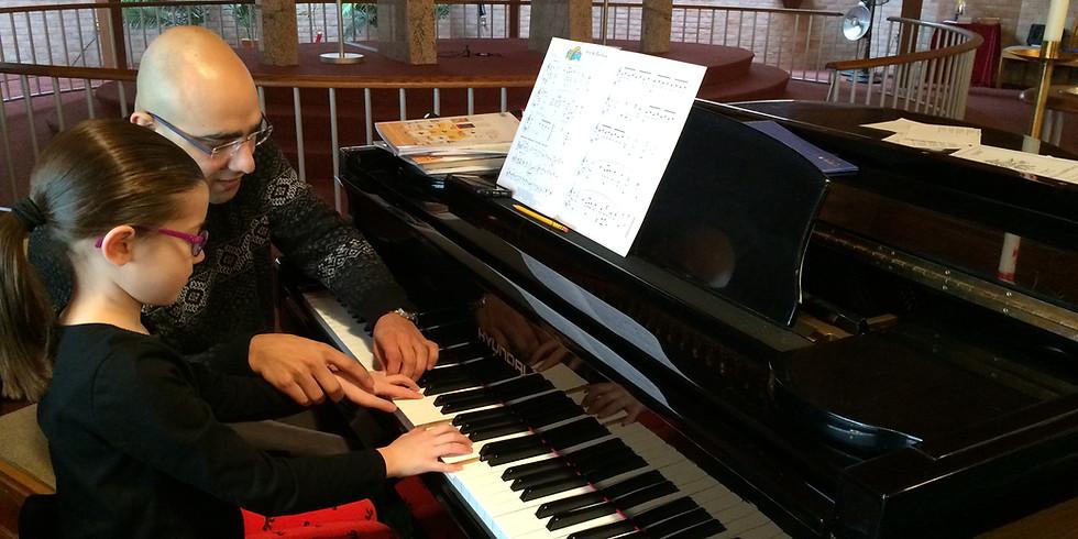 Tabor Arts Piano Recital