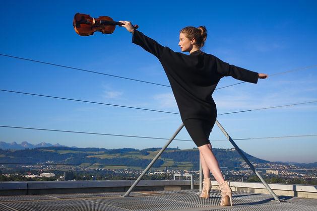 Simone Meyer Violine