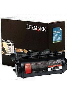 Toner Lexmark T654X11L | Preto