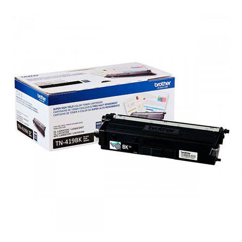 Toner Brother TN-419BK | Preto