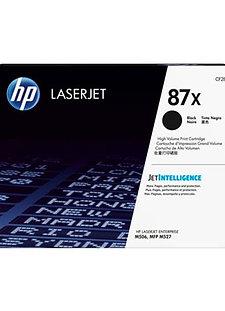 Toner HP 87X CF287X | Preto