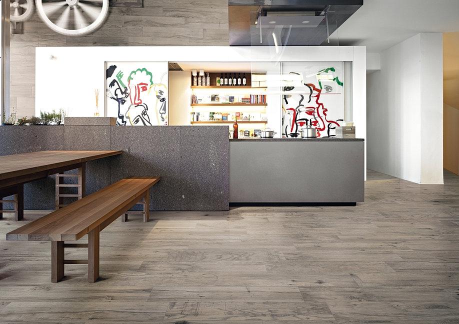 Holzboden In Der Küche ?