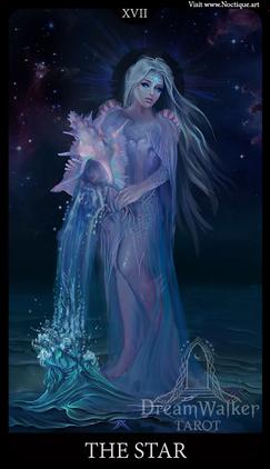 The star dreamwalker tarot noctique