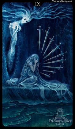 Nine of Swords