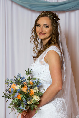Bride Wedding Day