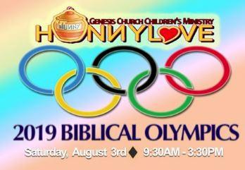 Sacramento's 2019 Bible Olympics