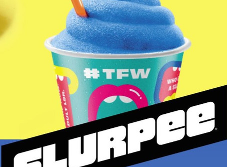 Free Slurpee for 7/11 day