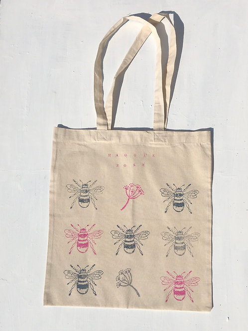 Maggie Rose Clothing Eco Shopping Bag