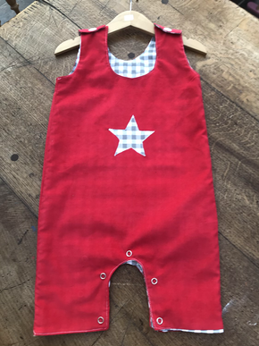 Baby Boo Rompers
