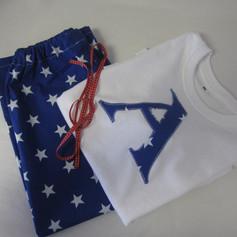 Blue star PJ's