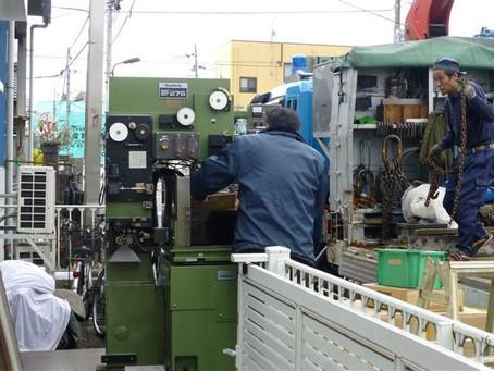 ワイヤ放電加工機 新規導入3