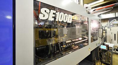 射出成形機SE-100D