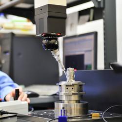 CNC三次元測定器