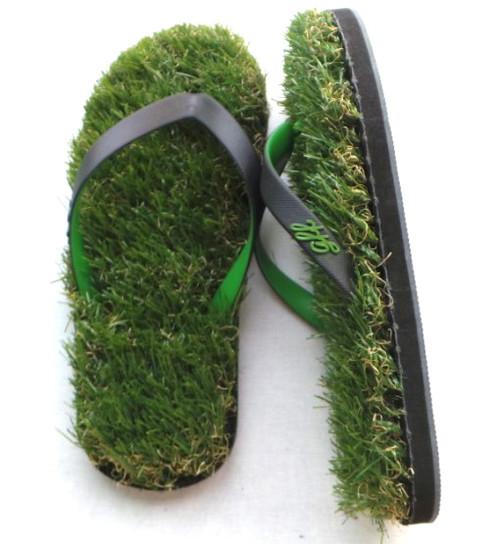 GFF Grass Flip Flops