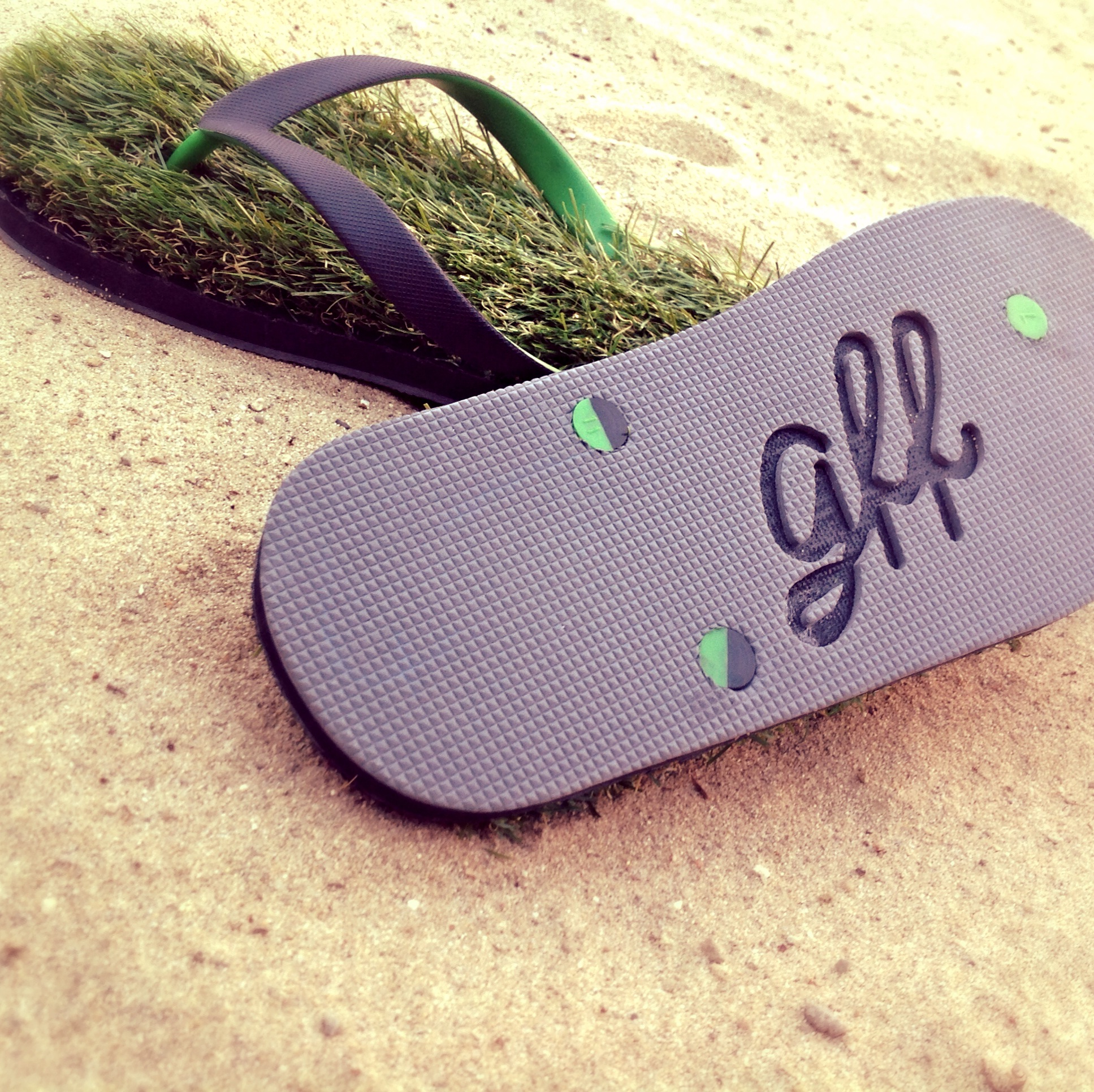 500b57a31 Grass Flip Flops are High Quality Durable Sandals