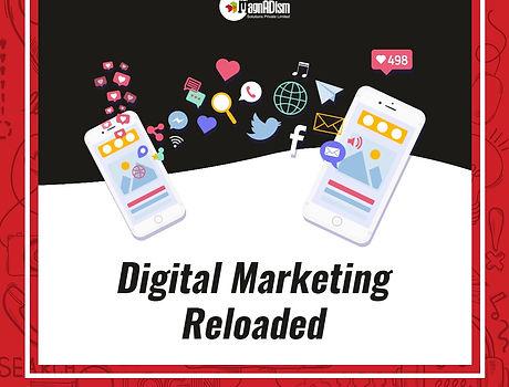 Digital Marketing Reloaded - Google Ads Facebook Ads