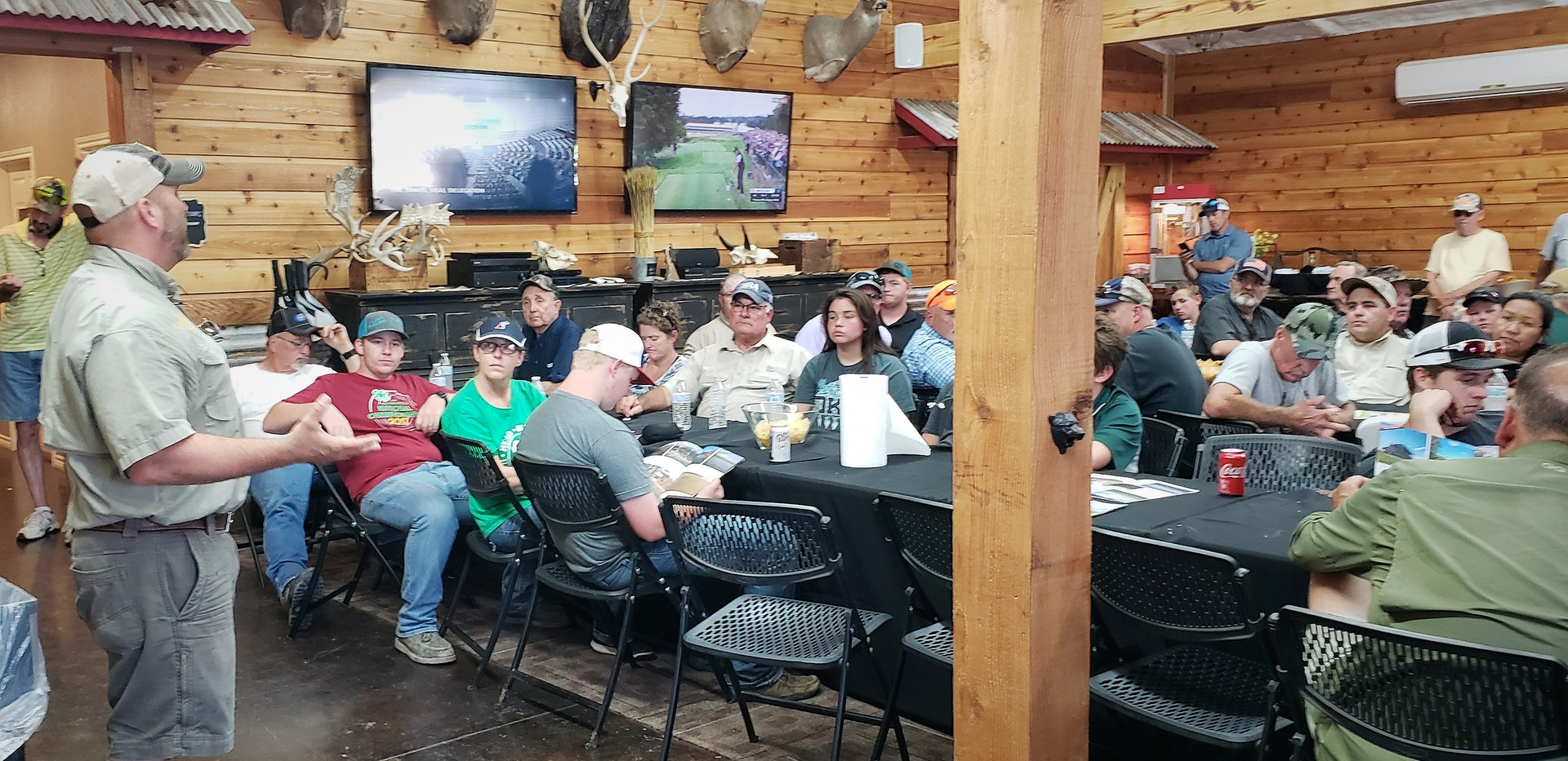 2019 Clay Shoot at Side X Side Ranch!_12