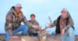 Oklahoma Representative Josh West with an Oklahoma Whitetail Deer