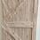 Thumbnail: British Brace Hardwood Barn Door