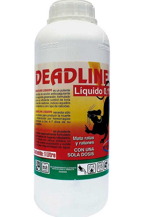 DEADLINE LIQUIDO