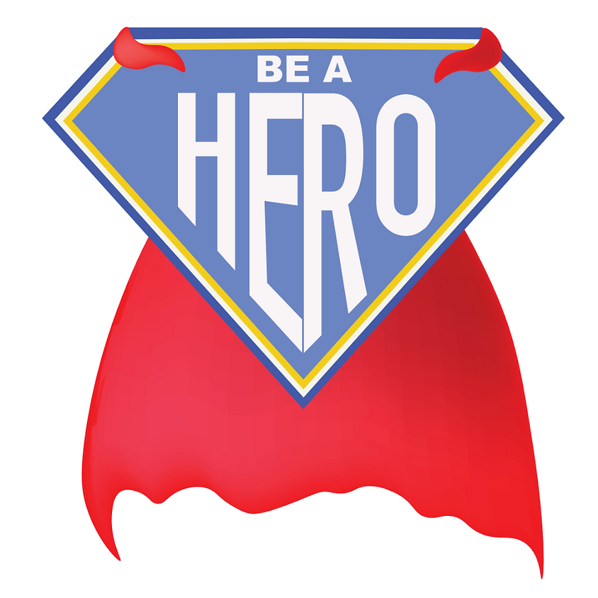 Be A Hero - Donate Life Event