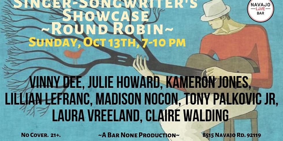 Kameron Jones @ Navajo Live's Songwriter Circle