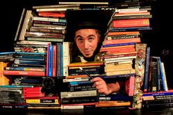 Dr Troll et sa bibliothèque magique