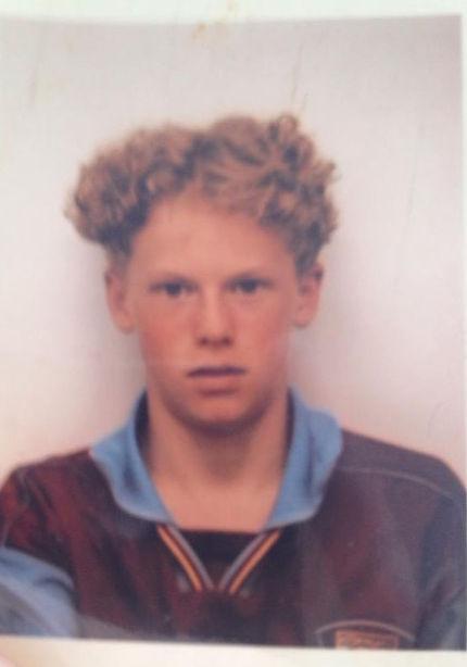 13 year old Matthew Pattimore