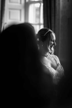 Bride saying I do