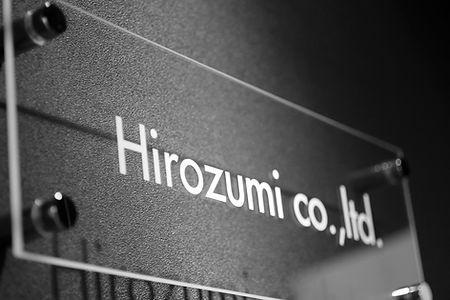 Hirozumi co.,ltd.