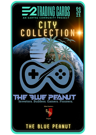 The Blue Peanut