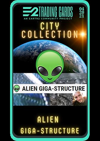 Alien Giga-structure