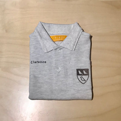 Clarence School Polo Shirt (New Style)