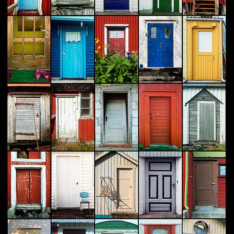 Skrova dörrar
