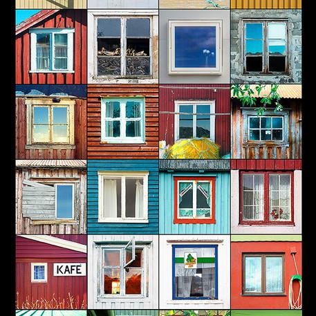 Skrova fönster