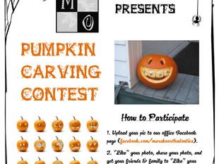 2013 Pumpkin Carving Contest!