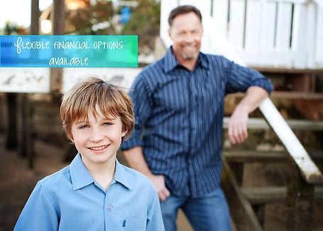 financial options, insurance, flexible, maruko orthodontics