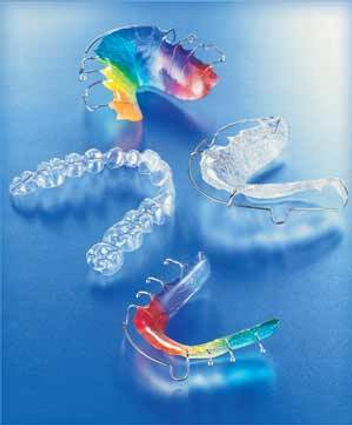 hawley retainer, clear retainer, metal retainer, maruko orthodontics