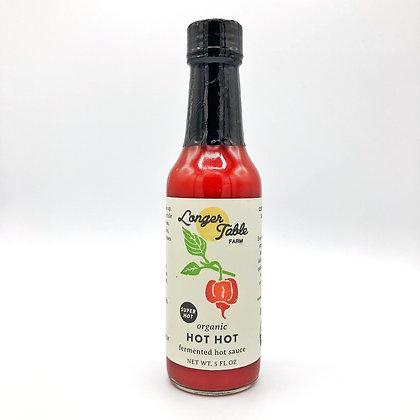 Hot Hot Sauce