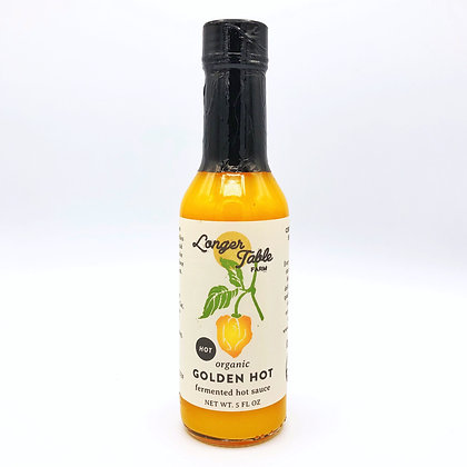 Golden Hot Sauce